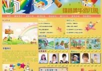 深圳网站建设案例:幼儿园网站设计